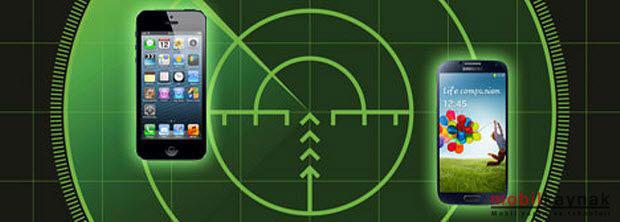 GPS Konumlarının Canlı Cep Telefonu Takibi